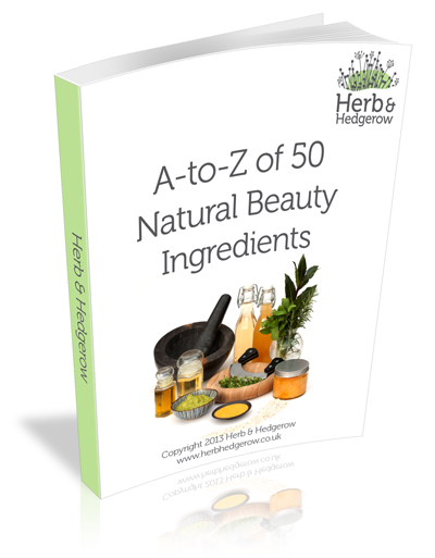 A-Z of 50 Natural Beauty Ingredients