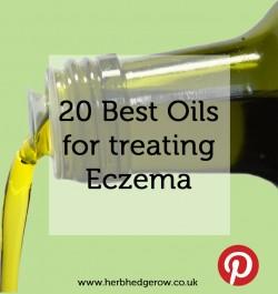 Best Oils for Eczema