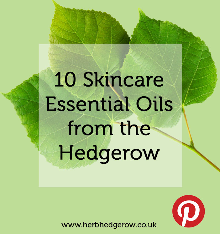 Hedgerow Skincare Essential Oils
