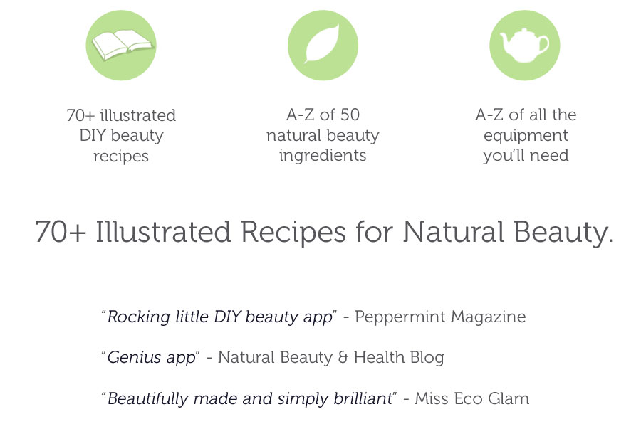 BeautyCraft DIY Beauty App iPhone