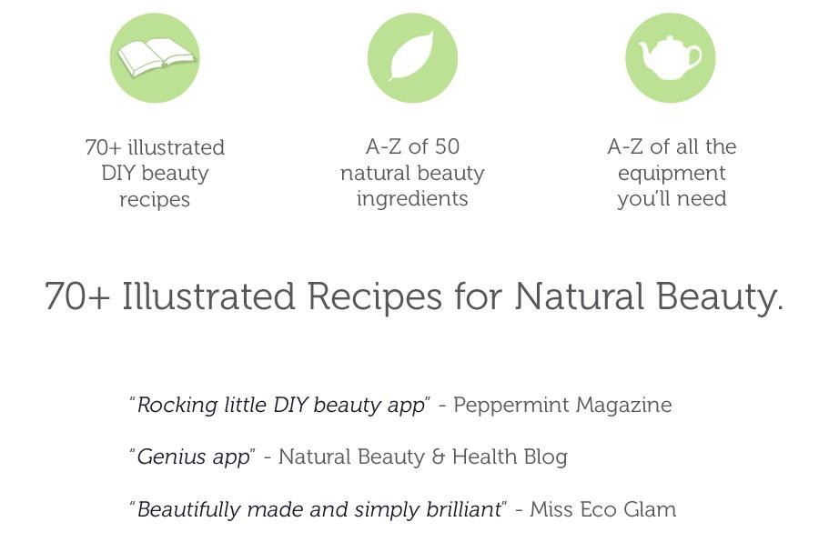 BeautyCraft DIY Beauty App iPhone