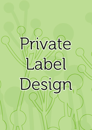 Organic Private Label Design