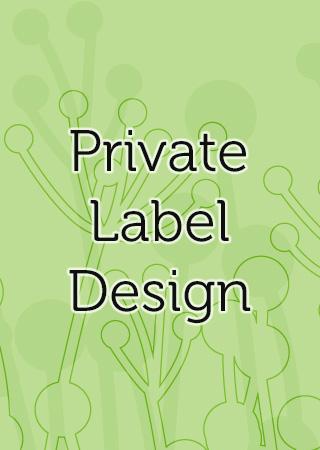 Organic Private Label Design