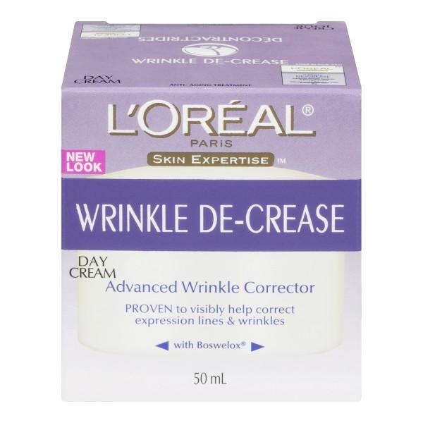 L'Oreal Wrinkle De-Crease